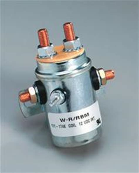 ramsey replacement winch solenoids 440110 free shipping