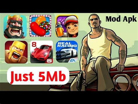 donwload game balapan mod apk 5mb download all android high graphic game and mod games