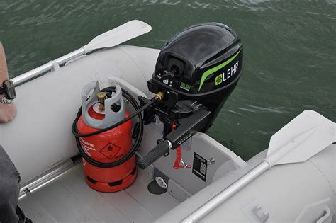 inflatable boat gas motor the ultimate 10hp outboard engine group test motor boat