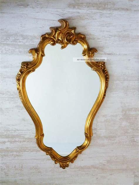 spiegel stil sch 246 ner spiegel iim barock stil wandspiegel goldener