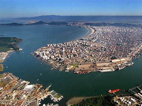 santos sao paulo brazil cruise port schedule cruisemapper