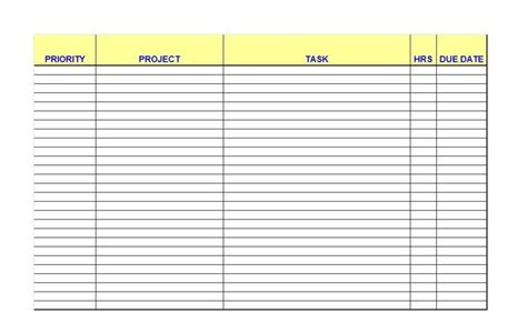 monthly task list template excel free checklist template word excel calendar template
