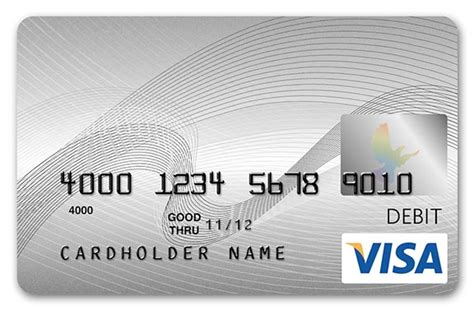 Prepaid Visa Debit Gift Card - visa prepaid cards southwest federal credit union