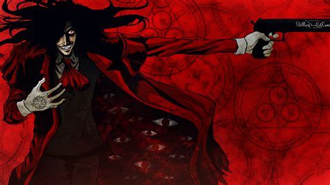 hellsing alucard wallpaper 1920x1080 alucard hd wallpapers