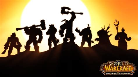 how warlords of draenor is planning to get you back into warcraft world of warcraft warlords of draenor fonds d 233 cran