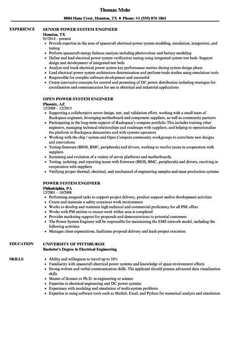 control systems engineer sample resume techtrontechnologies com