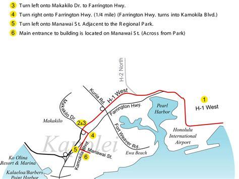 kapolei design guidelines maps the city of kapolei