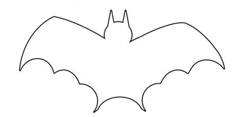 bat template bat template animal templates free premium templates