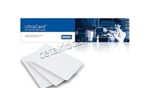 Kartu Id Card Blank Hid Noco Cr80 Isi 100pcs jual dan jasa cetak kartu ultracard noco polos harga murah cetak id card