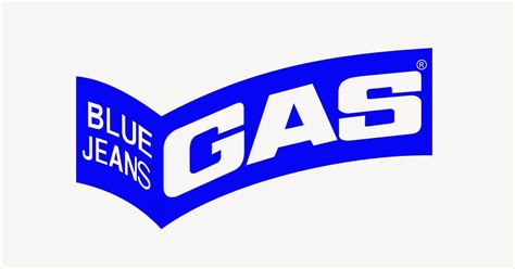 The Gas L by Gas Blue Logo