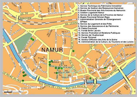 namur map large namur maps for free and print high