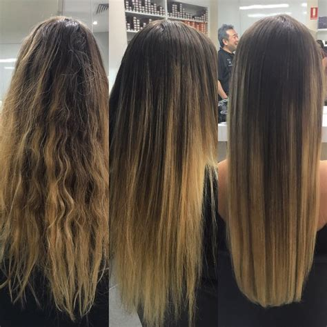 best chemical hair straighteners 2014 excellent results using yuko permanent straightening on