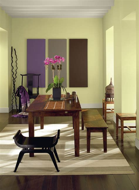 Green Dining Room Furniture Green Dining Room Paint Colors Alliancemv