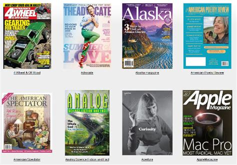 download free magazines from your library with zinio digital magazines from zinio now available for free