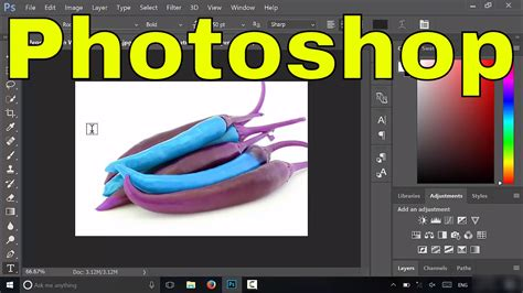 how to change color of object in photoshop how to change the color of an object in photoshop cc