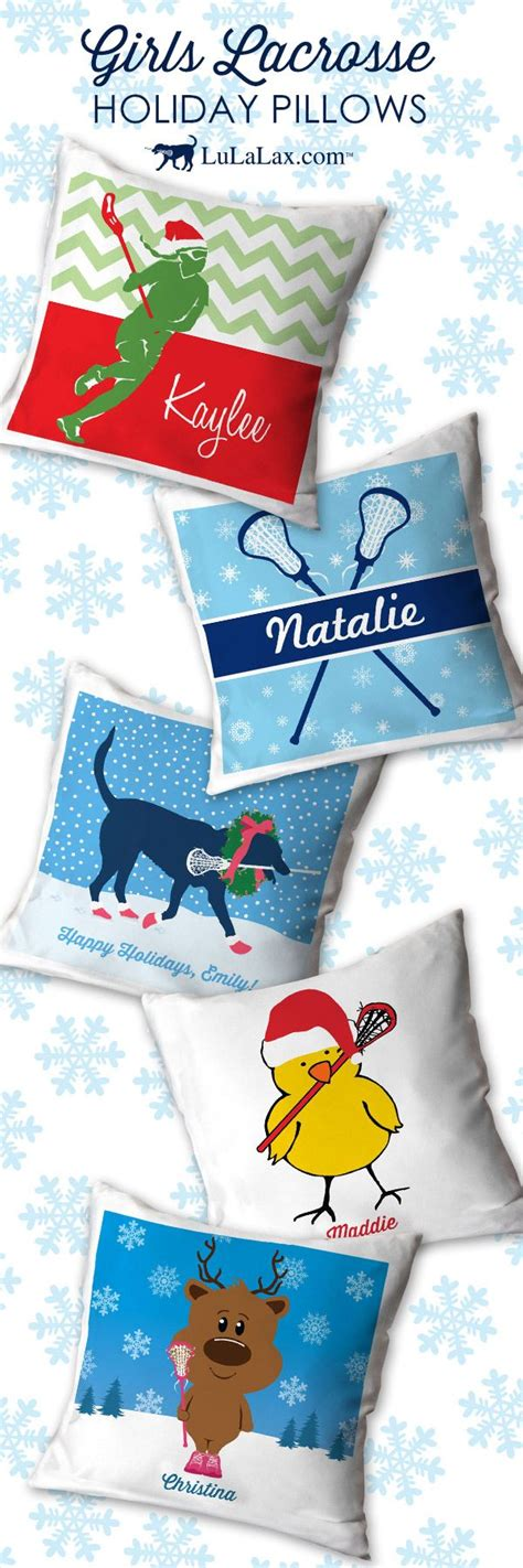 lacrosse christmas gifts 17 best images about lacrosse pillows on new lacrosse and throw pillows