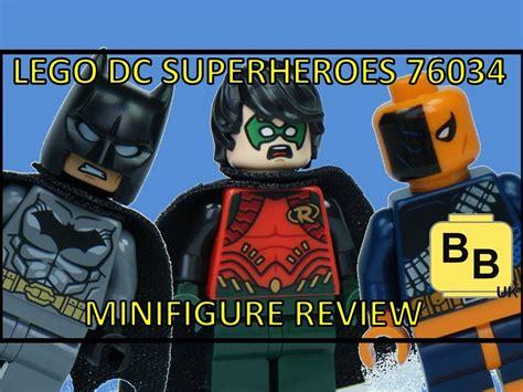 Lego Superheroes Minifigures Deathstroke lego dc superheroes batman deathstroke robin minifigures