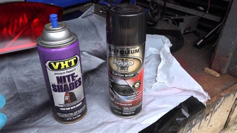 how to tint lights how to tint lights rust oleum lens tint mydiy