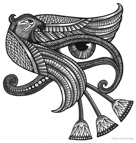 eyeball tattoo stencil 45 latest horus eye tattoo designs