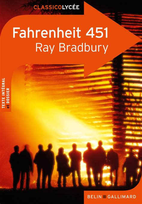 libreria fahrenheit 451 livre fahrenheit 451 bradbury belin gallimard