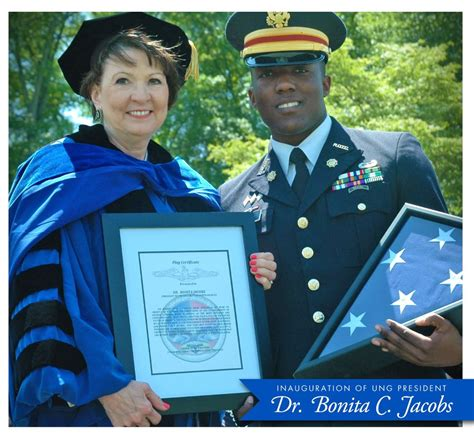 Mba And Ung by Mba Student Speaks At Ung Presidential Inauguration