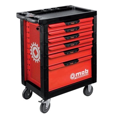 Servante Atelier Vide 3959 servante 6 tiroirs mob