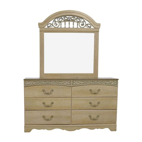 light oak dresser with mirror people buying furniture buy