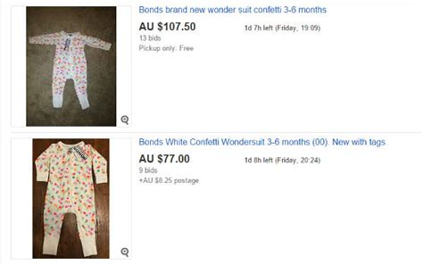 What Did Really Search For In 2015 Did A Bonds Wondersuit Really Sell For 60 000 On Ebay