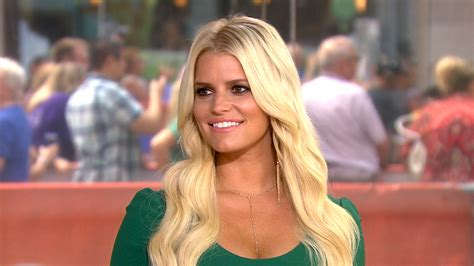 jessica simpson brings the heat on family vacation see jessica simpson yes to singing and motherhood no to new