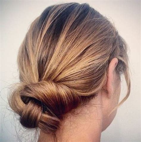 easy updo thin hair 15 unique updos for thin hair