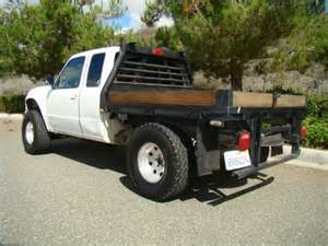 for sale utility flatbed for ranger ford explorer and