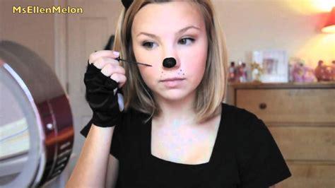diy cat costume makeup last minute cat costume makeup