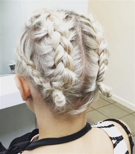 blonde bob updo dazzling short hair updos haircuts hairstyles 2017 and