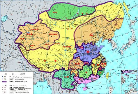 maps history china history maps 907 960 five dynasties and ten kingdoms