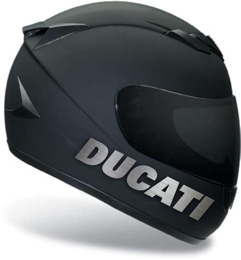 Ducati Aufkleber Ebay by Silber Geb 252 Rstet Ducati Motorrad Aufkleber F 252 R Helm