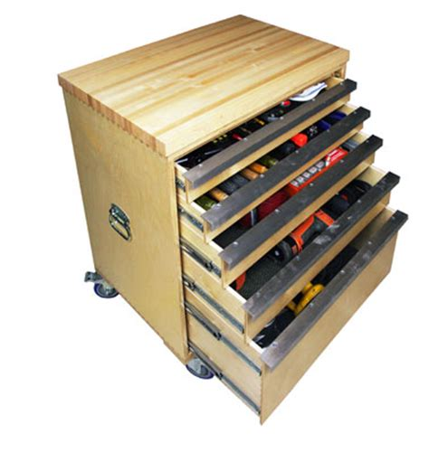 build a deluxe tool storage cabinet how to