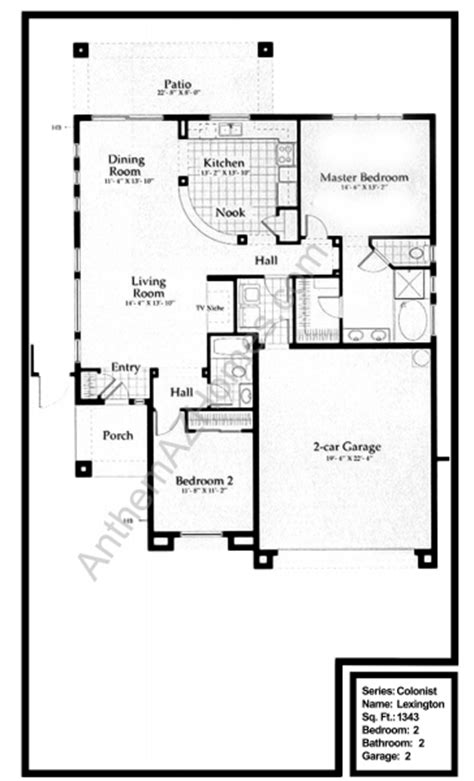 country club floor plans lexington