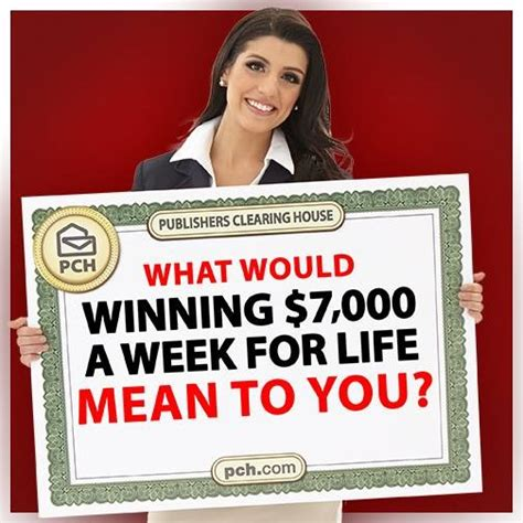 Set For Life Pch - what would being quot set for life quot mean to you pch playandwin blog