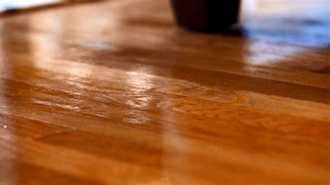 how to clean a waxed wood floor thefloors co