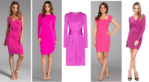 pink dress for valentines day date 5 pink dresses for s