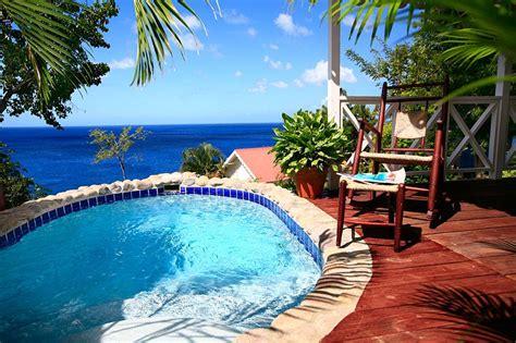 ti kaye resort spa saint lucia reviews pictures map visual itineraries