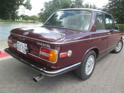 1974 Bmw 2002 Tii by Bmw 2002 Tii 1974 Chrome Bumpers Electric Sunroof