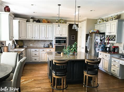 best painted kitchen cabinets the best kitchen cabinet paint colors tucker