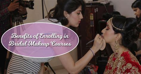 Best Bridal Makeup Courses in Mumbai   BHI Makeup Academy