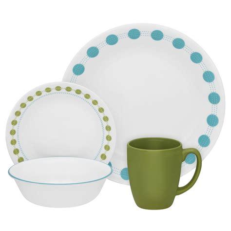 Corelle South Beach Pattern | livingware south beach 16 pc dinnerware set corelle 174