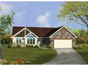 Brick Garage Designs jordan creek rustic ranch home plan 072d 0329 house