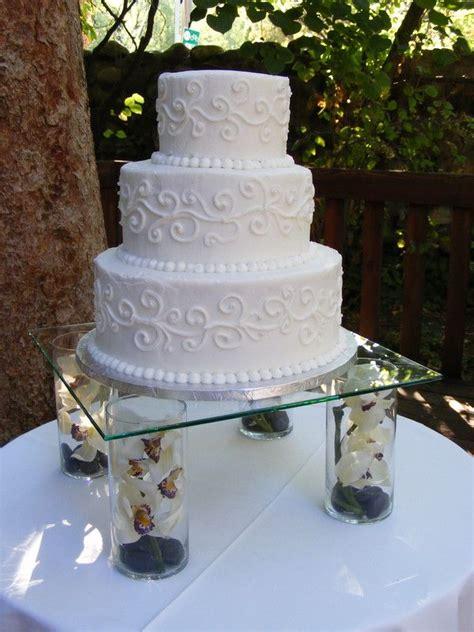 simple  tier wedding cakes simple  tier cake