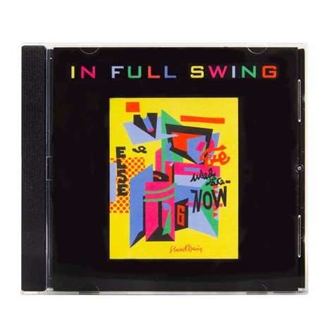 swing cd stuart davis in full swing music cd national gallery