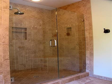 shower ideas walk in shower photos photos and ideas