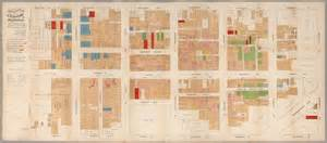 Chinatown San Francisco Map by Maps Of Gilded Age San Francisco Chicago And New York